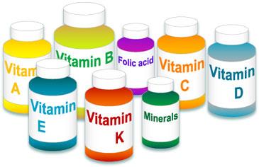 دور المعادن والفيتامينات في صحة البشرة